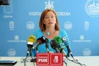 El PSOE dice que Córdoba precisa