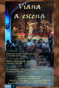 El Palacio de Viana acoge desde este viernes la representación del 'Miles gloriosus' de Plauto