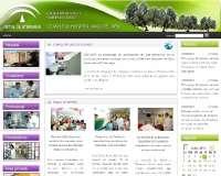 La web del Complejo Hospitalario recibe cerca de millón y medio de visitas durante sus cuatro primeros años