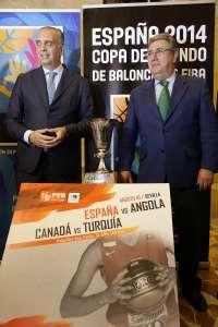 Sevilla acogerá desde el 24 un congreso de la Federación Internacional de Baloncesto previo al Mundial