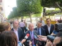 Amat (PP) dice que Rajoy tiene la