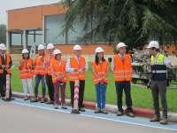 El Gobierno subvenciona la mejora del sistema energético de la fábrica Saint-Gobain Glass con 142.000 euros