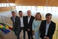 Marbella estrena el nuevo pabellón cubierto de Bello Horizonte tras una inversión de 1,3 millones de euros