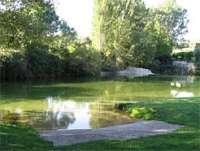 Las diez zonas naturales de baño de Navarra son aptas para su disfrute, según los controles de calidad del agua