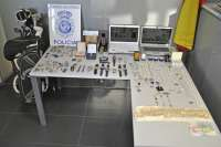 Desmantelado un grupo criminal dedicado al robo en domicilios de jubilados en Murcia, Albacete y Alicante