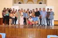 Alumnos del Plan Urban de Alcalá de Guadaíra piden paso en el mercado laboral con oficio y poesía