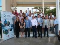 La Diputación organiza visitas para acercar el turismo industrial al tejido empresarial