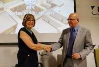 La Universidad de Málaga trabajará con la de Tel Aviv en materia de investigación, formación y movilidad
