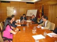 AENA alcanza un principio de acuerdo para el realojo de los vecinos de Ojos de Garza, en Gran Canaria