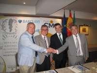 El Colegio de Médicos de Córdoba y Barclays ponen en marcha el XII Premio Nacional de Investigación