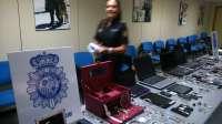 Se elevan a 26 los detenidos de la red de robos en viviendas y se les atribuye