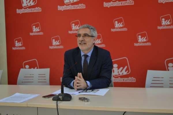 Llamazares pide a la UE una comisión de investigación del accidente de Angrois en el que fallecieron 79 personas