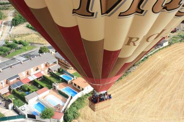 La XIV regata internacional de globos aerostáticos 'Crianza de Rioja' se celebra en Haro del 14 al 17 de agosto