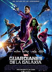Guardianes de la galaxia - Cartel