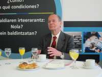 El alcalde de Bilbao, sorprendido por el escenario elegido por el autor del doble asesinato de Laredo