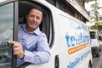 Una empresa de alquiler de furgonetas cederá gratuitamente medio centenar de sus vehículos para causas solidarias
