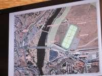 El nuevo ferial de Toledo tendrá 27.000 metros cuadrados, 500 plazas de aparcamiento y zona verde con 300 árboles