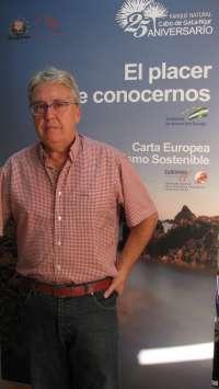 El biólogo Emilio Roldán, nuevo director-conservador del Parque Natural de Cabo de Gata-Níjar