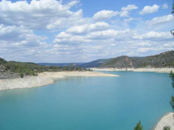 Los pantanos de la cuenca del Segura pierden 18 hm3 en la última semana
