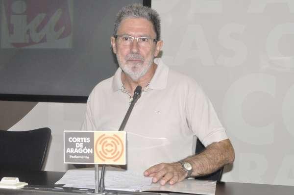 IU exige que el Gobierno de Aragón garantice una adecuada asistencia sanitaria en Puertomingalvo (Teruel)