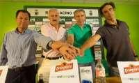 El Racing renueva a Francisco Fernández hasta junio de 2016