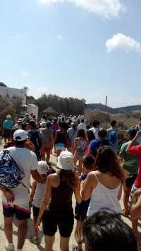 SPCT afirma que Los vecinos de Las Jordanas y Cobaticas en Calblanque están