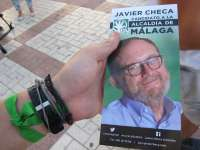 PA anuncia que si llega a la Alcaldía de Málaga