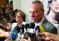 Fabra asegura que la petición de indulto de Carlos Fabra