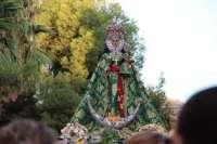Murcia celebra este jueves la Romería para bajar a la Virgen de la Fuensanta a la Catedral