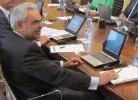 Martínez Asensio plantea reducir hasta final de año entre un 10 y un 15% el desempleo