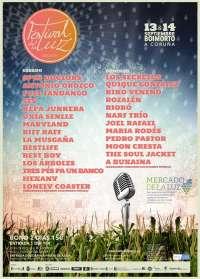 Kiko Veneno, Los Árboles, Best boy, Hexany y Bestlife cierran el cartel del Festival de la Luz 2014