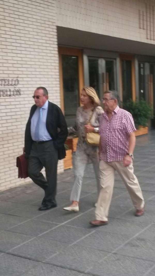 La Audiencia de Castellón empezará a estudiar la suspensión de la condena de Fabra a partir de la próxima semana
