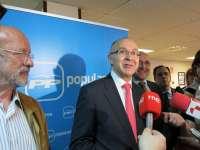 Ruiz Medrano, satisfecho con las disculpas del alcalde de Valladolid, cree que sería un