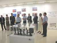 El Ayuntamiento acoge la exposición del 75 aniversario del Ejército del Aire
