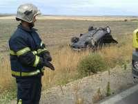 La Operación Verano de Tráfico se salda en CyL con más accidentes pero mismo número de fallecidos, 38 en total