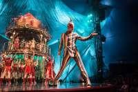 Más de 100.000 espectadores asisten al espectáculo 'Kooza' en PortAventura