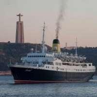 Una naviera portuguesa de cruceros hace escala por primera vez en el Puerto de Cartagena este viernes