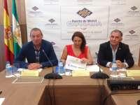 El número de pasajeros de los puertos andaluces crece más del 12 por ciento