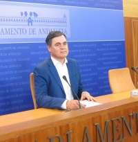 Carlos Rojas (PP-A), invitado este jueves en 'La Tertulia' de Canal Sur Televisión