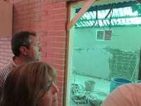Espadas urge a Zoido a terminar la obra del Julio Coloma y propone diseñar inversiones en colegios en diciembre