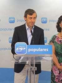 Hernando (PP) anuncia una partida de casi 245.000 euros para paliar los daños de la sequía en la provincia