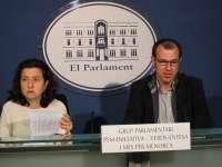 Abril, Barceló y Santiago, citados este jueves como denunciantes por la ampliación del club de playa de Tagomago (Ibiza)