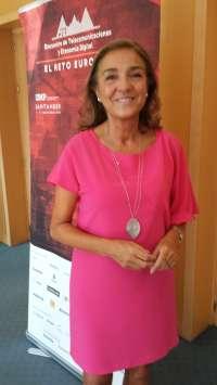 Carmen Vela confía en que el presupuesto destinado a I+D+i siga creciendo