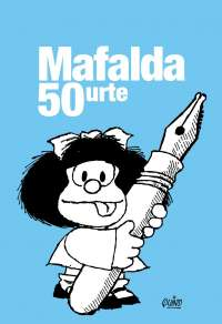 Centro cultural Okendo de San Sebastián acoge una exposición sobre Mafalda, en el 50 aniversario del personaje de Quino