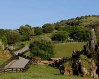 La entrada a Cabárceno será gratis hoy por la llegada de la Vuelta Ciclista