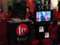 Turismo Diputación participa en la XXX Feria del Jamón de Teruel