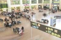 Las aerolíneas deben 190 millones de euros a los pasajeros españoles por retrasos