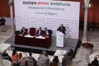 González no ve conveniente un adelanto electoral en Andalucía