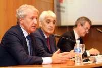 Emilio del Río abre la octava edición del curso 'Derechos, toros y sociedad' organizado por Gobierno de La Rioja y UR