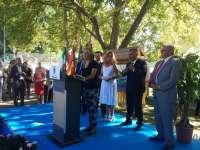 Cristina Teniente destaca el potencial de la frontera hispano-lusa de La Raya como